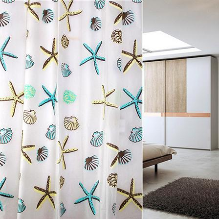 Starting at $11.99Shower Curtains Sale @ Boardwalk Buy