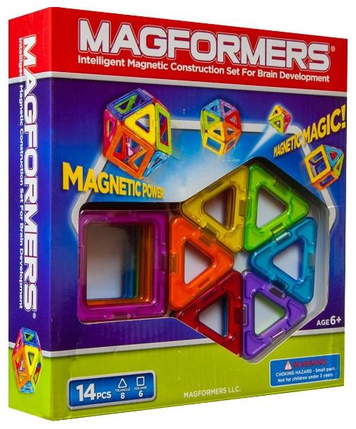 Magformers 14 Piece Set @ Amazon