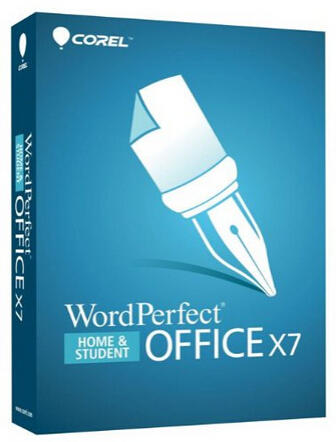 $29.99 WordPerfect Office X7 Home and Student