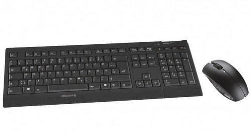 Cherry 128bit AES Encrypted Wireless Keyboard and Mouse