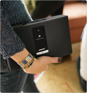 Up to $200 OFFBose SoundTouch™ Wi-Fi® music system