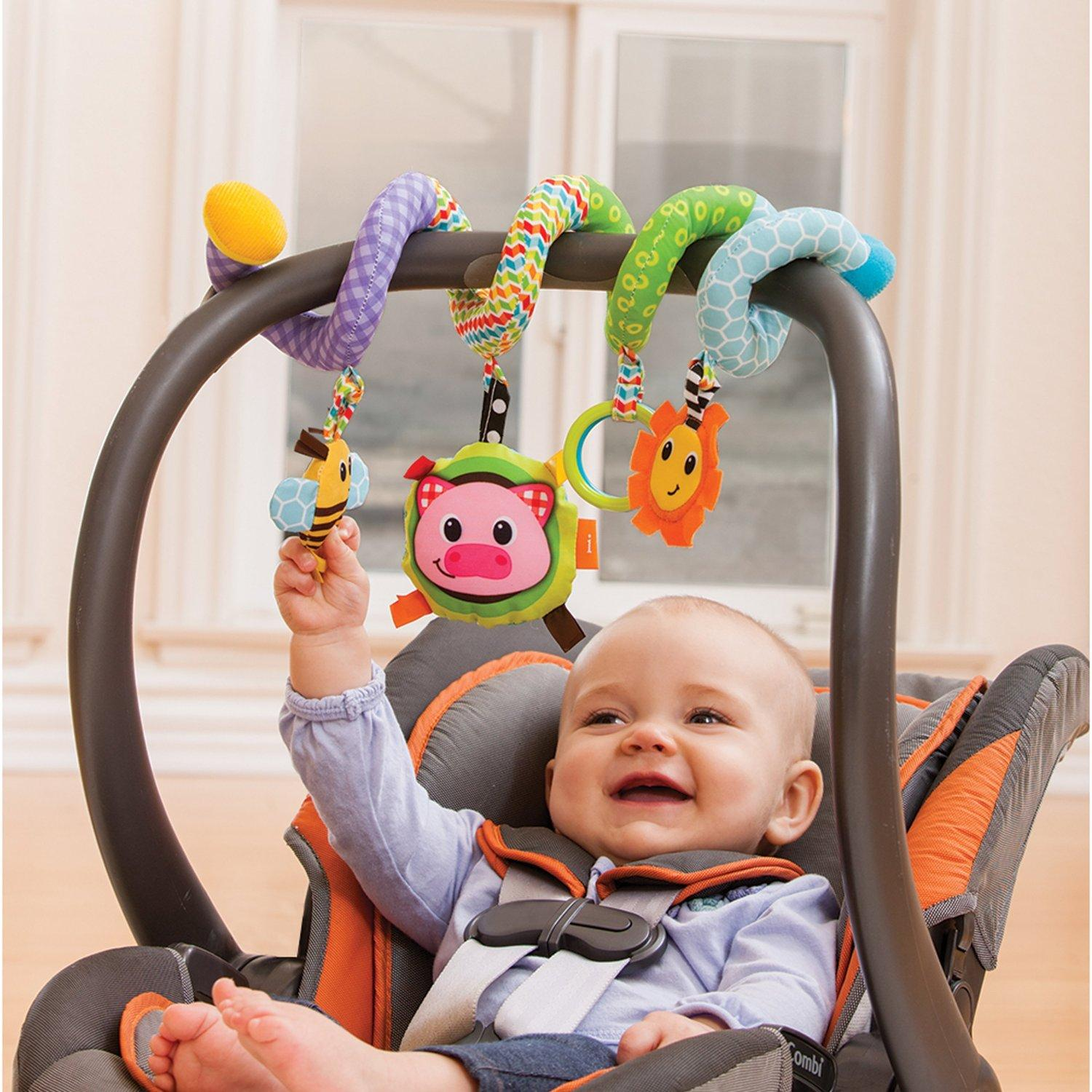 $9.74 Infantino Spiral Activity Toy