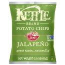 $10.13 Kettle Brand Potato Chips, Jalapeno, 1.5-Ounce Bags (Pack of 24)