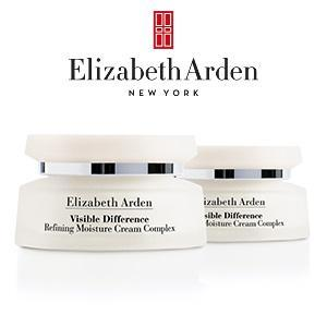 Dealmoon Exclusive! 35% OffVisible Difference Refining Moisture Cream Complex Duo For Only $71.25  @ Elizabeth Arden
