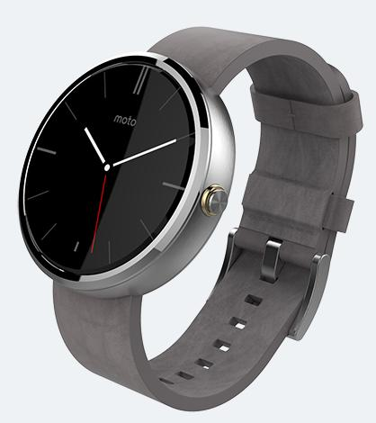 Make-Your-Own Moto 360 Smartwatch