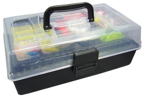 Outdoor Angler 101-Piece Fishing Tackle Kit