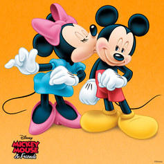 Up To 60% Off Mickey Mouse & Minnie Mouse Collection Sale @ Zulily