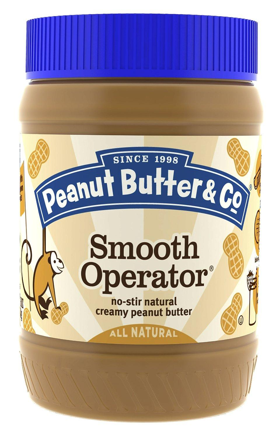 $17.93 Peanut Butter 16 oz, (Pack of 6)