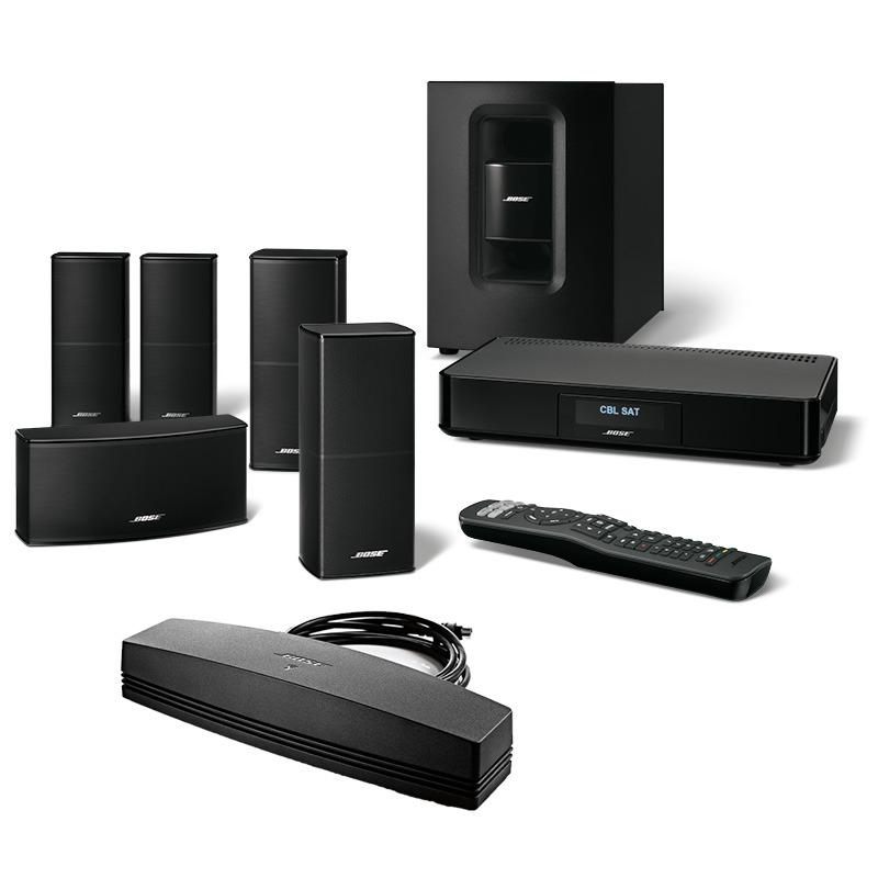 Bose® CineMate® 520 Home Theater System | Bose