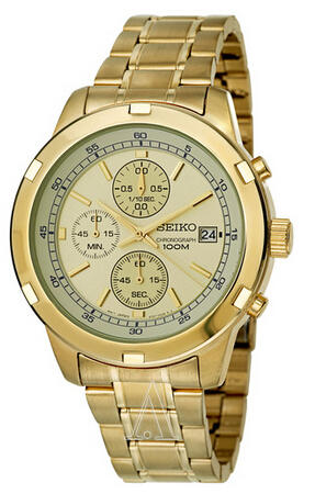 Seiko Chronograph Men's Watch SKS426