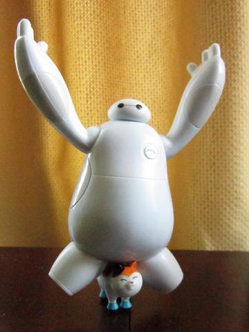 Big Hero 6, Baymax and Mochi Action Figure