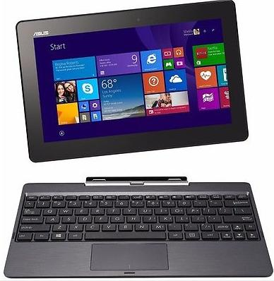 $219.99 Asus Transformer Book 10 T100TAM 10.1-inch 64GB Tablet