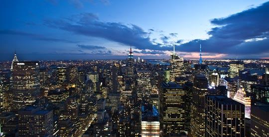 20% Off Top of the Rock Observation Deck Tickets