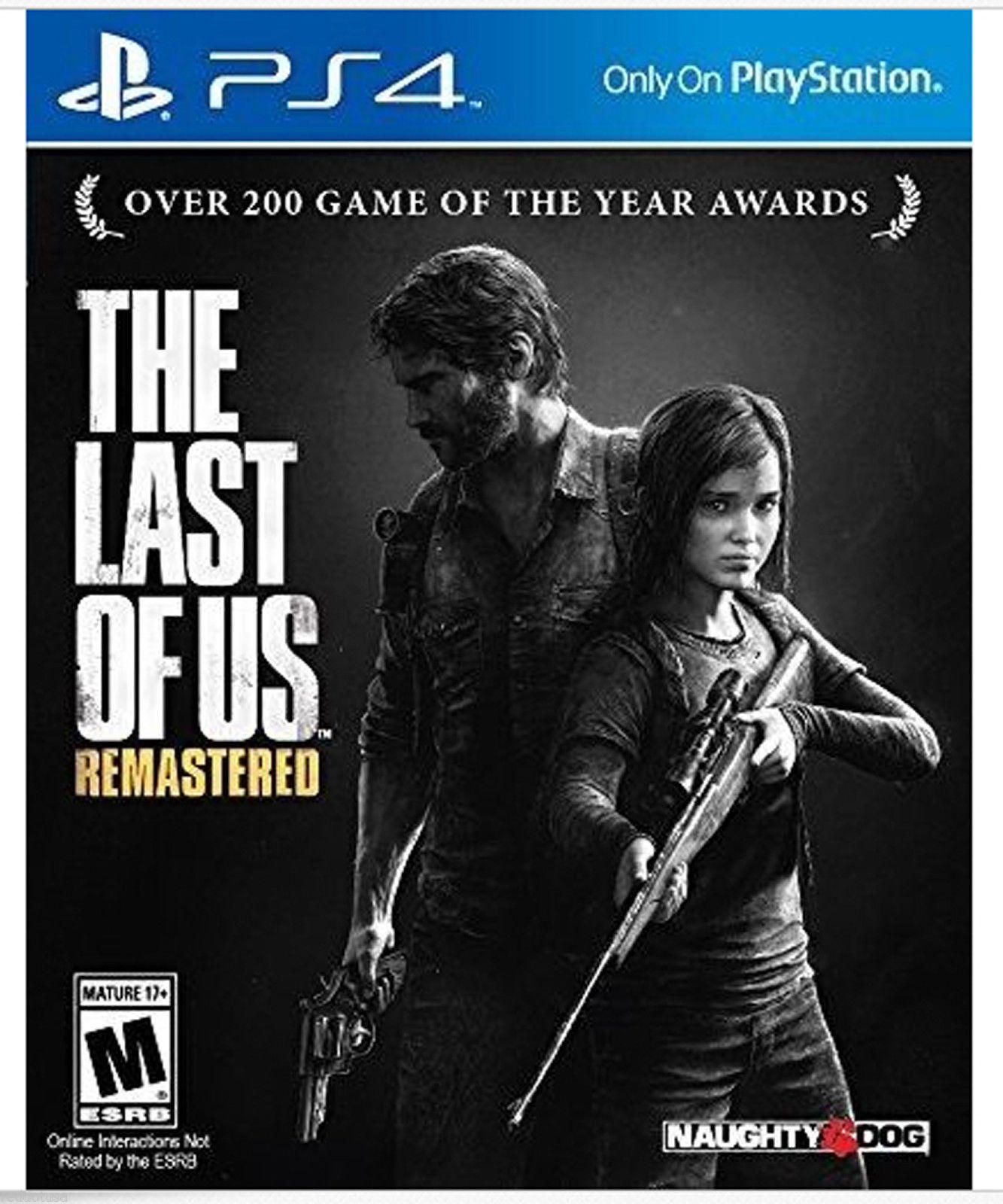 $11.97 The Last of Us: Remastered (PS4 Digital Download)