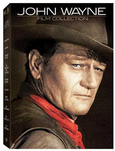 Up to 68% off Select Iconic Actors and Directors Collections on Blu-ray and DVD @ Amazon.com