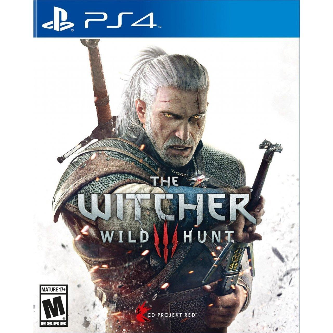 $55.24 The Witcher: Wild Hunt - PlayStation 4