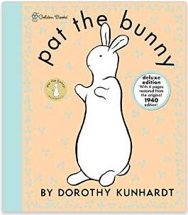 $7.49 Pat the Bunny Deluxe Edition