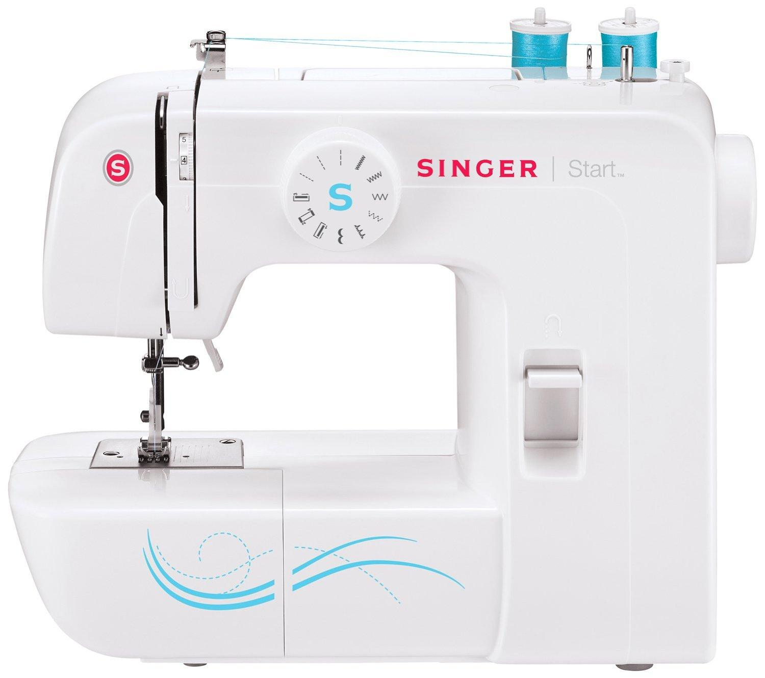 #1 New Release in Sewing Machines SINGER 1304 Start Basic Everyday Free Arm Sewing Machine