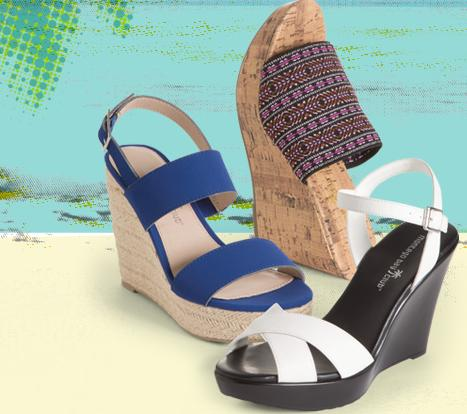 15% off + $10 off $25  Select items @ Payless