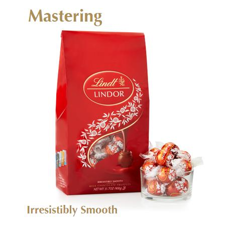 Buy 3 Get 2 Free75-pc Bags @ Lindt
