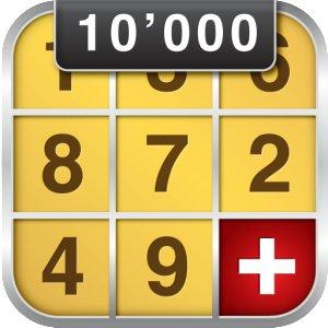 Sudoku 10'000 Plus for Android