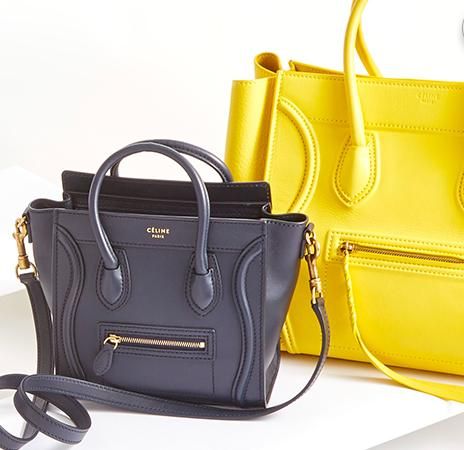Up to 22% OffCeline, Saint Laurent and More Designer Handbags  @ ideel