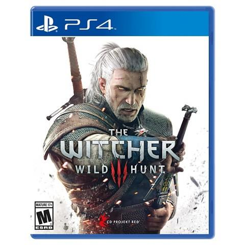 $41.99 The Witcher 3: Wild Hunt (PlayStation 4)