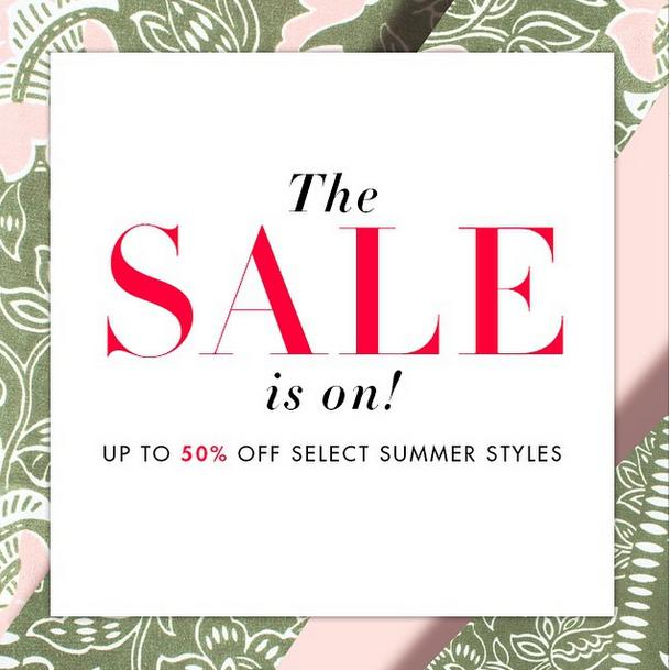 Up to 50% Off Select Summer Styles @ Mytheresa