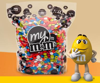 30% Off  5 lb. Bags @ My M&Ms