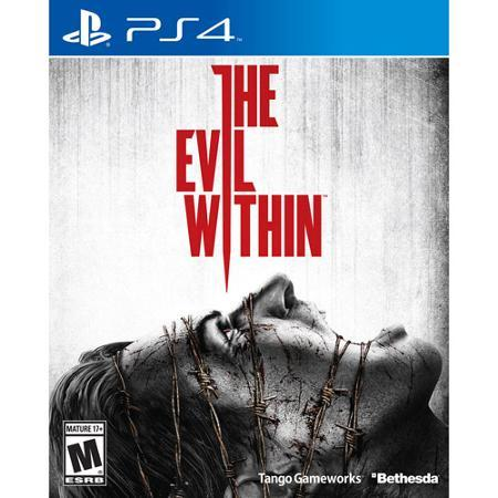 $12.99 The Evil Within - PlayStation 4(USED)