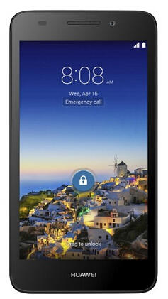 Huawei SnapTo 4G LTE with 8GB Memory Cell Phone (Unlocked)