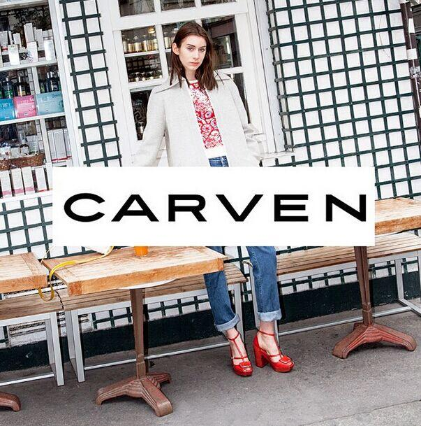 Up to 50% Off Summer Sale @ CARVEN