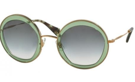 Dealmoon Exclusive ! $40 OffMiu Miu MU 50QS Sunglasses @ GlassesSPOT.com