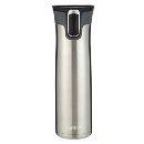 $27.99 Contigo Autoseal West Loop Stainless Steel Travel Mug24-Ounce