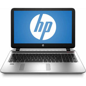 "$599 Refurbished HP Modern Silver 15.6"" Envy 15-k163cl Laptop PC with Intel Core i7-4710HQ"