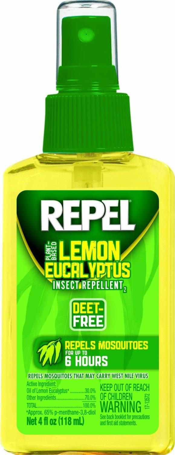 $4.97 Repel Lemon Eucalyptus Natural Insect Repellent