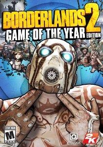 $8 Borderlands 2 Game of the Year [Online Game Code]