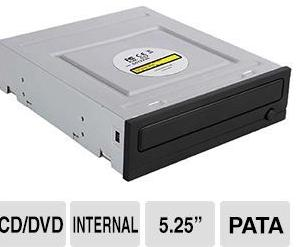 Free after Rebate Kingwin Internal Black IDE CD-RW/DVD-ROM Combo Drive (KW-1632)