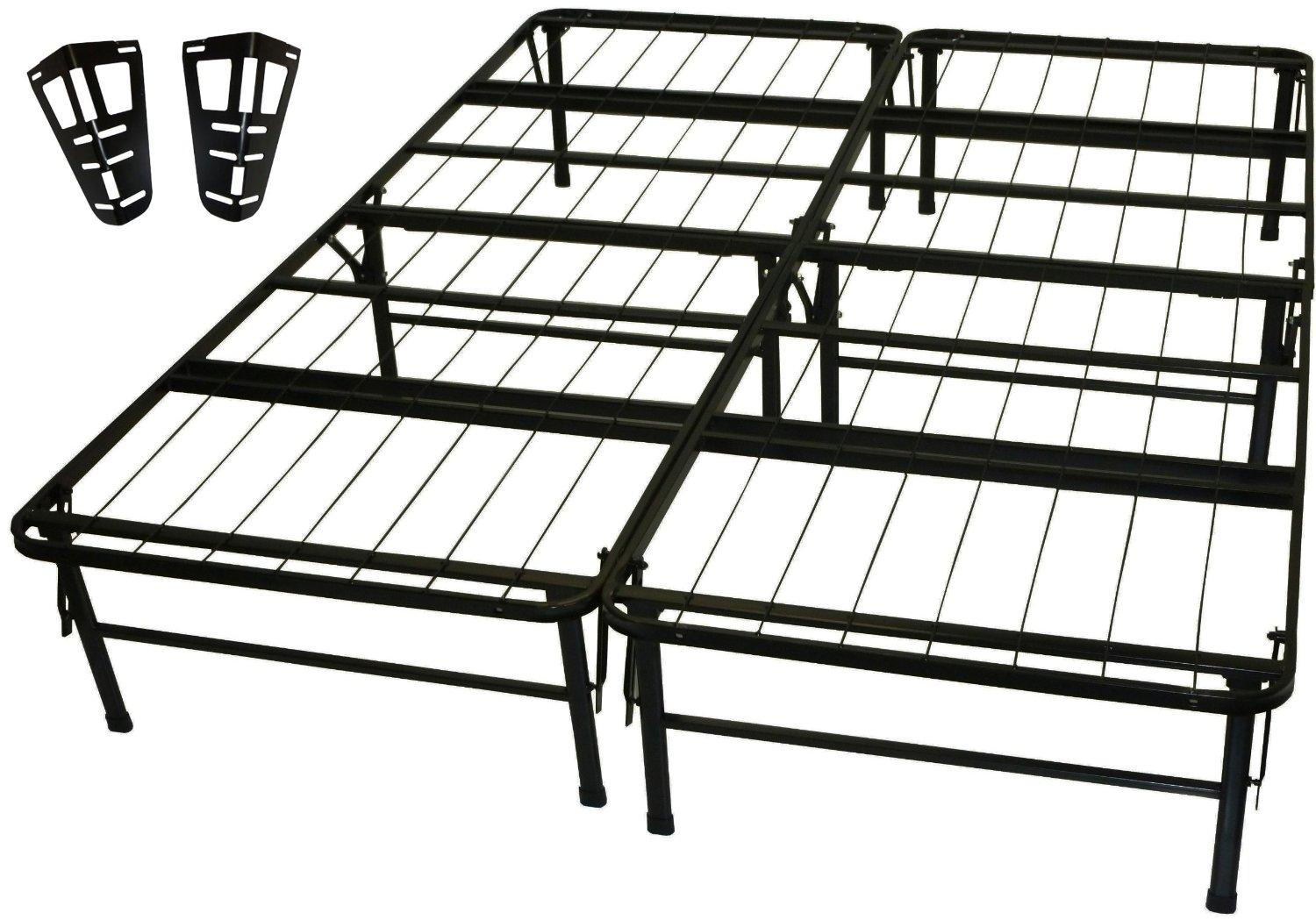 $112.46 Epic Furnishings DuraBed Steel Foundation & Frame-in-One Mattress Support System