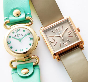 Up to 57% Off  Marc by Marc Jacobs Watches & Women Apparel on Sale @ Gilt
