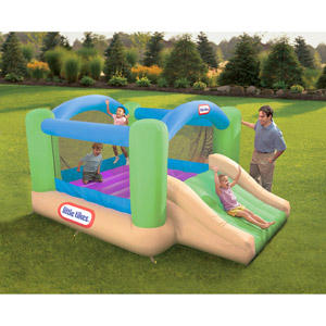 $169 Little Tikes jump n slide bouncer