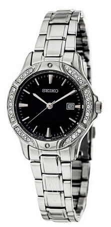 Seiko Women's Bracelet Watch SUR877 (Dealmoon Exclusive)
