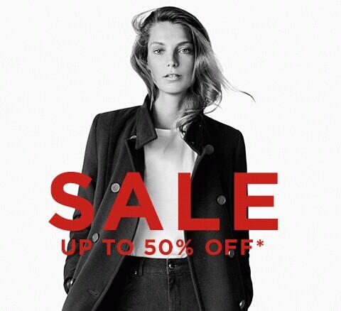 Up to 50% Off Select Summer Styles @ Mango