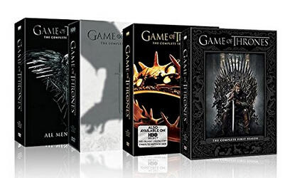 """$88.99 """"Game of Thrones: Seasons 1-4 Collection"""