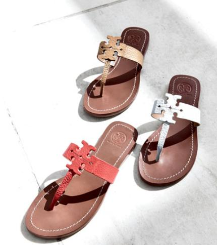 Up to 40% Off Tory Burch Sandals @ Neiman Marcus
