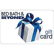 $90 Bed Bath & Beyond Gift Card $100
