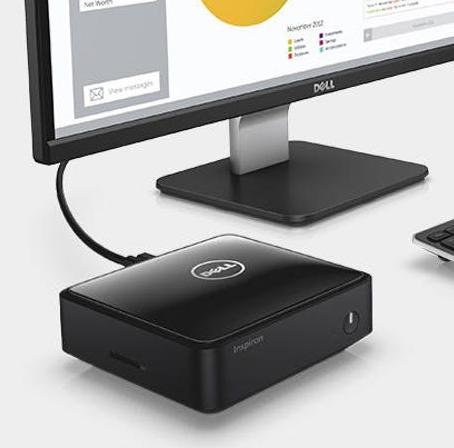 New Inspiron Micro Desktop