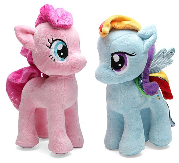 Dealmoon Exclusive! $20My Little Pony Plush @ 800Bear
