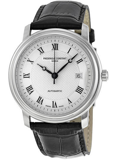 Frederique Constant Classics Automatic Silver Dial Men's Watch 303MC4P6