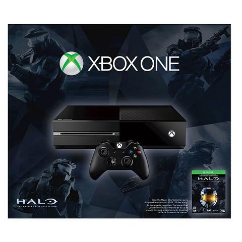 $349.99  Xbox One Halo: The Master Chief Collection Bundle + $100GC